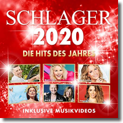 Cover: Schlager 2020 - die Hits des Jahres - Various Artists