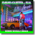 Cover: David Guetta & Sia - Let's Love (Robin Schulz Remix)