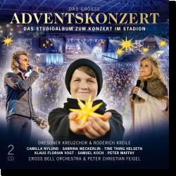 Cover: Das große Adventskonzert (Das Studioalbum zum Konzert im Stadion) - Various Artists