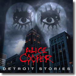 Cover: Alice Cooper - Detroit Stories