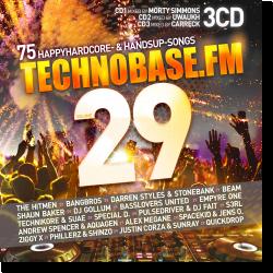 Cover: Various Artists - TechnoBase.FM Vol. 29