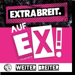 Cover: Extrabreit - Auf EX!
