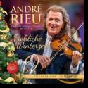 Cover:  André Rieu - Fröhliche Winterzeit