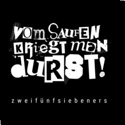 Cover: 257ers - Vom Saufen kriegt man durst