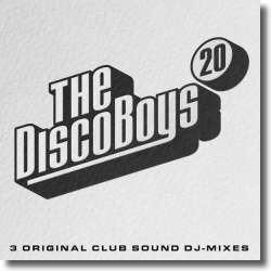 Cover: The Disco Boys Vol. 20 - Various Artists