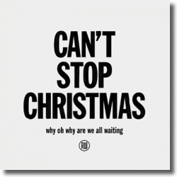 Cover: Robbie Williams - Can't Stop Christmas