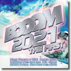 Cover: Booom 2021 - The First - Various Artists