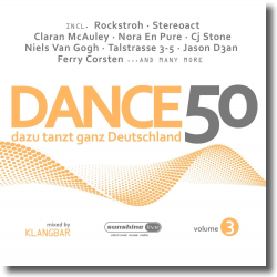Cover: Dance 50 Vol. 3 - Various Artists