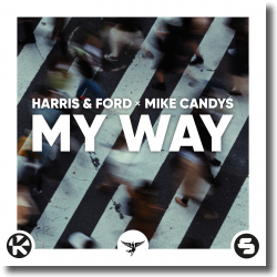 Cover: Harris & Ford x Mike Candys - My Way