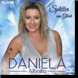 Cover: Daniela Alfinito - Splitter aus Glück