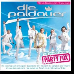 Cover: Die Paldauer - Ihre Größten Erfolge - Party Fox
