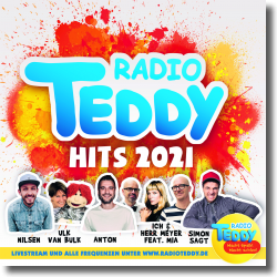 Cover: Radio Teddy Hits 2021 - Various Artists
