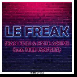 Cover: Sean Finn & Hype Active feat. Nile Rodgers - Le Freak