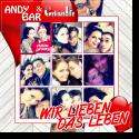 Cover: Andy Bar & Celinas Life - Wir lieben das Leben