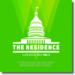 Cover: The Residence - Club Music Only  Vol.2 - Various Artists
