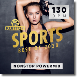 Cover: Kontor Sports - Nonstop Powermix (Best Of 2020) - Various Artists