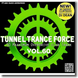 Cover: Tunnel Trance Force Vol. 60 - Various Artists