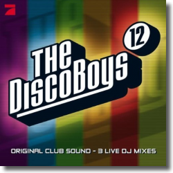 Cover: The Disco Boys Vol. 12 - Various Artists