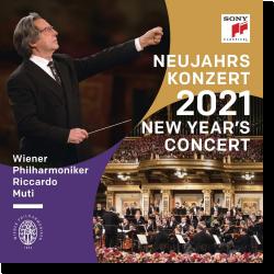 Cover: Neujahrskonzert 2021 - Various Artists
