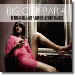 Cover: Big City Bar 4 - Various Artists