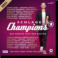 Cover: Schlagerchampions 2021 - das große Fest der Besten - Various Artists