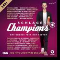 Various Artists - Schlagerchampions 2021 - das große Fest der Besten