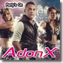 Cover:  AdonX - Party's On