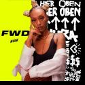 Cover: Nura - FWD / Hier Oben