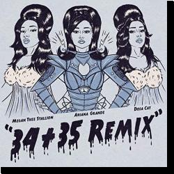Cover: Ariana Grande feat. Doja Cat & Megan Thee Stallion - 34+35 Remix