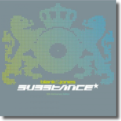 Cover: Blank & Jones - Substance - 10th Anniversary Edition