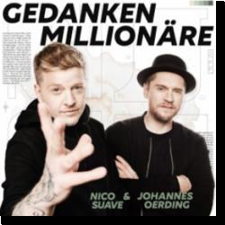 Cover: Nico Suave & Johannes Oerding - Gedankenmillionäre