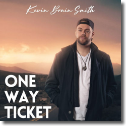 Cover: Kevin Brain Smith - One Way Ticket