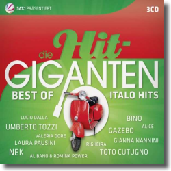 d4bd01e523e789 Cover: Die Hit Giganten - Best Of Italo Hits - Various Artists