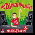 Cover:  Marcel Filodda - Hey DJ, mach ma lauter