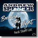 Cover: Andrew Spencer feat. Steffi List - Because The Night