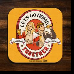 Cover: Ella Henderson & Tom Grennan - Let's Go Home Together