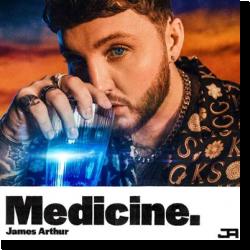 Cover: James Arthur - Medicine