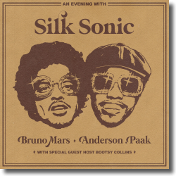 Cover: Silk Sonic (Bruno Mars & Anderson .Paak) - Leave The Door Open