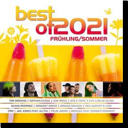 Cover: Best Of 2021 - Frühling/Sommer - Various Artists