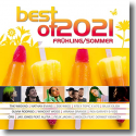 Cover: Best Of 2021 - Frühling/Sommer - Various Artists