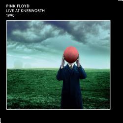 Cover: Pink Floyd - Live At Knebworth 1990