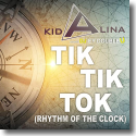 Cover: Kid Alina Meets DJ Ey DoubleU - Tik Tik Tok (Rhythm of the Clock)