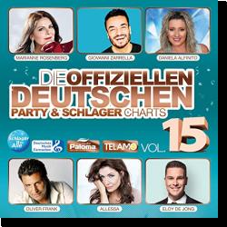 Cover: Die offiziellen deutschen Party & Schlager Charts Vol. 15 - Various Artists