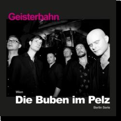 Cover: Die Buben im Pelz - Geisterbahn
