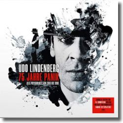 Cover: Udo Lindenberg - 75 Jahre Panik