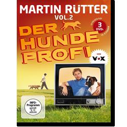 Cover: Martin Rütter - Der Hundeprofi Vol. 2