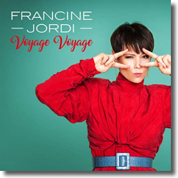 Cover: Francine Jordi - Voyage Voyage