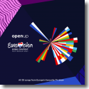 Cover:  Eurovision Song Contest - Rotterdam 2021 - Various Artists