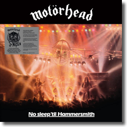Cover: Motörhead - No Sleep 'Til Hammersmith (40th Anniversary Deluxe Edition)