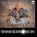 Cover:  Alex Seebald - Sinnesexplosion